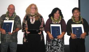 2014 Hoomohala Award Winners